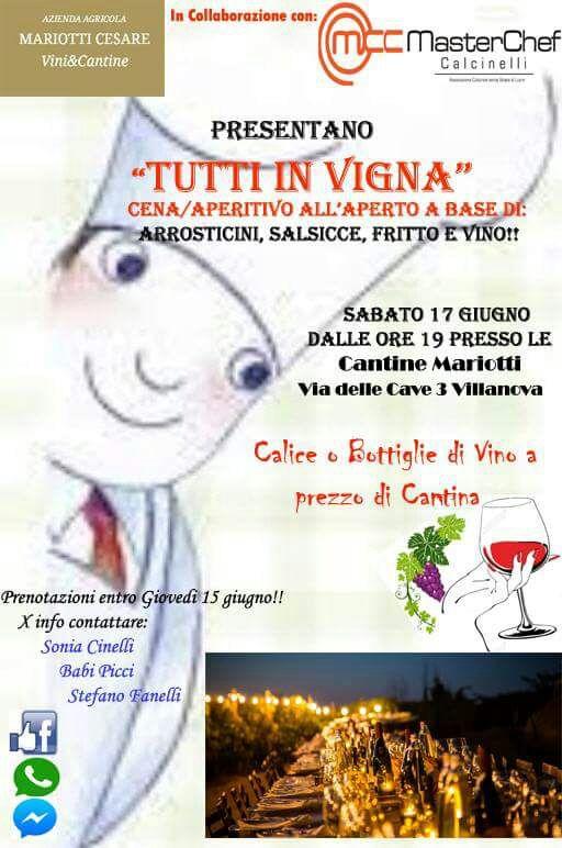 Master Chef Calcinelli